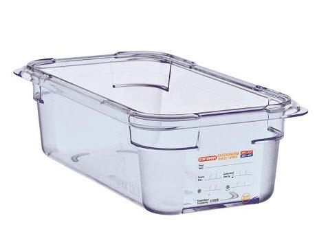 Food Box airtight containers BPA Free GN 1/3 , Capacity: 3.7L - Mabrook Hotel Supplies