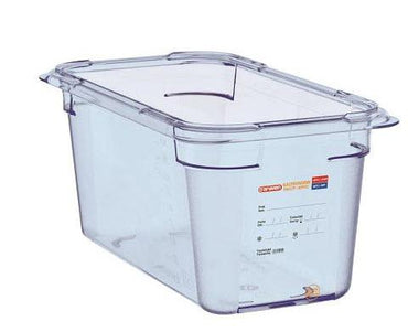Food Box airtight containers BPA Free GN 1/3  Capacity: 5.4L - Mabrook Hotel Supplies