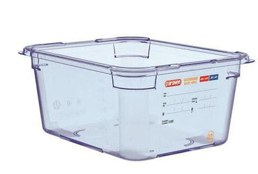 Food Box airtight containers BPA Free GN 1/2 Capacity: 9L - Mabrook Hotel Supplies