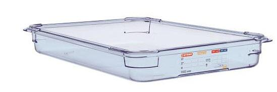 Food Box airtight containers BPA Free GN 1/1  Capacity: 8.35L - Mabrook Hotel Supplies