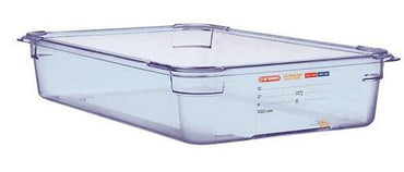Food Box airtight containers BPA Free GN 1/1  Capacity: 13L - Mabrook Hotel Supplies