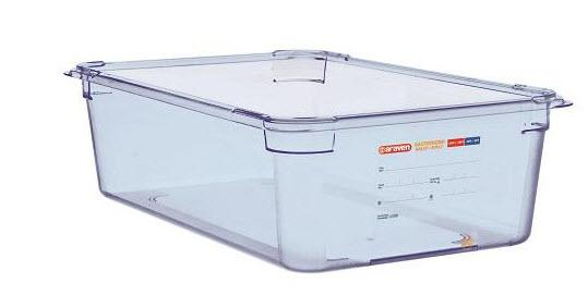 Food Box airtight containers BPA Free GN 1/1-  Capacity: 19.6L - Mabrook Hotel Supplies