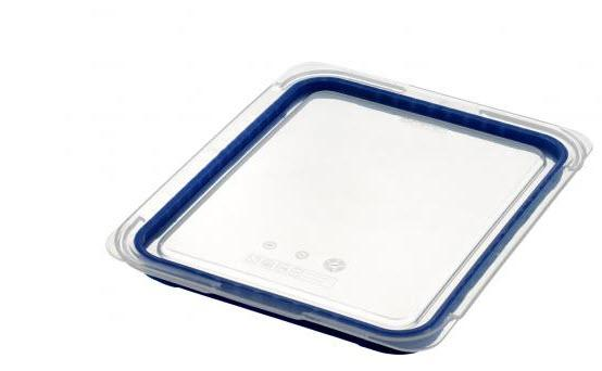 Airtight lid for Container GN 1/2 - Mabrook Hotel Supplies