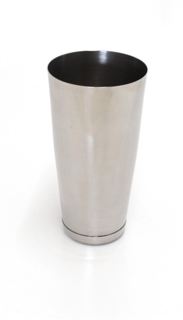 S/S BOSTON SHAKER CAN 28OZ. WITH HEAVY BASE - Mabrook Hotel Supplies