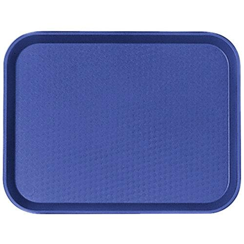 FAST FOOD TRAY 12*16 - NAVY BLUE - Mabrook Hotel Supplies