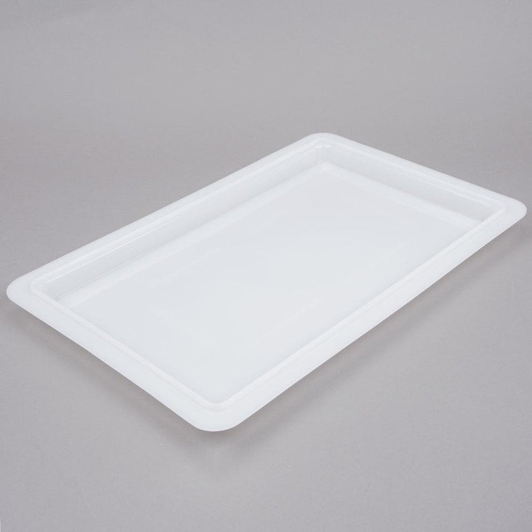 POLYETHYLENE FLAT COVER FOR FOOD STORAGE BOX DIA:30.5x45.7 C - Mabrook Hotel Supplies