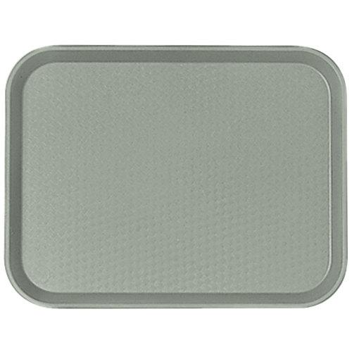 FAST FOOD TRAY 14*18 - PEARL GREY - Mabrook Hotel Supplies