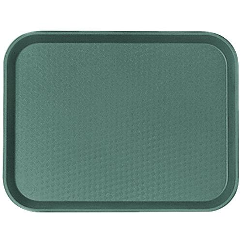 FAST FOOD TRAY 14*18 - SHERWOOD GREEN - Mabrook Hotel Supplies