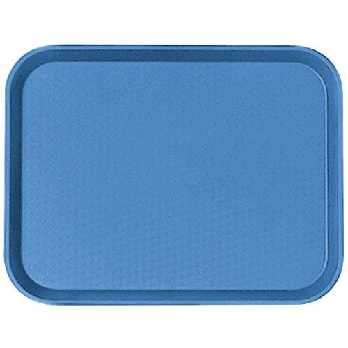 FAST FOOD TRAY 14*18 - BLUE - Mabrook Hotel Supplies