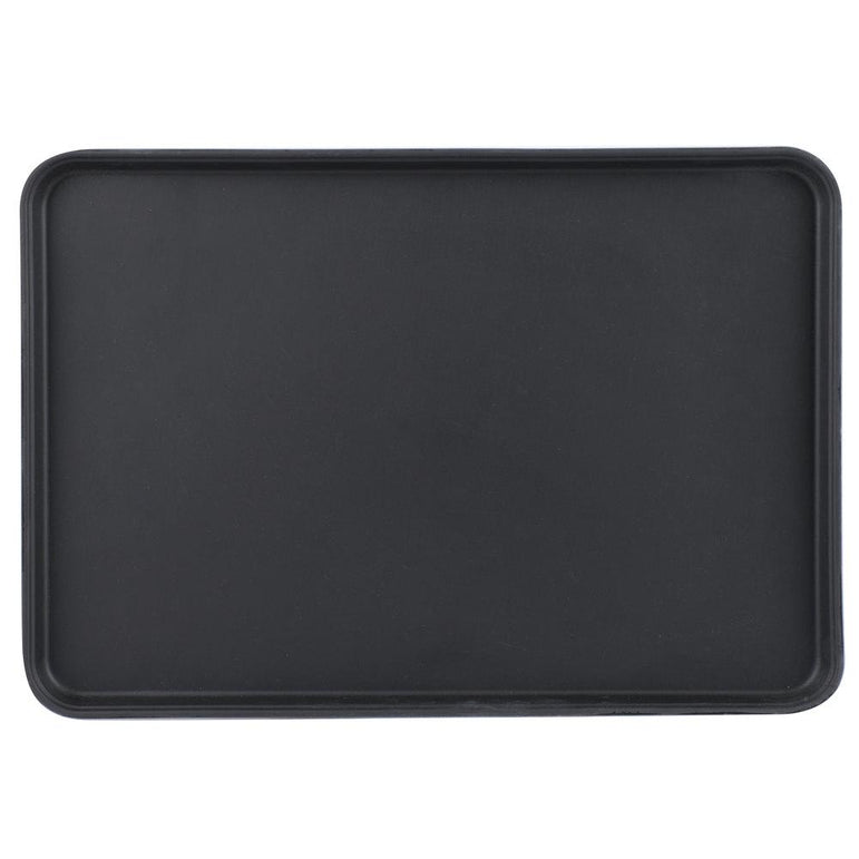 TRAY CAMTREAD 18X26 REC-BLACK - Mabrook Hotel Supplies