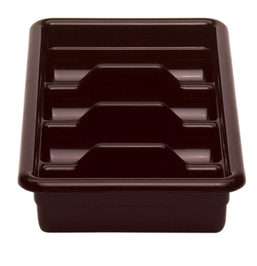 """POLYETHYLENE CAMBOX, DIA:37.5x20x15 Cm, COLOUR DARK BROWN."""