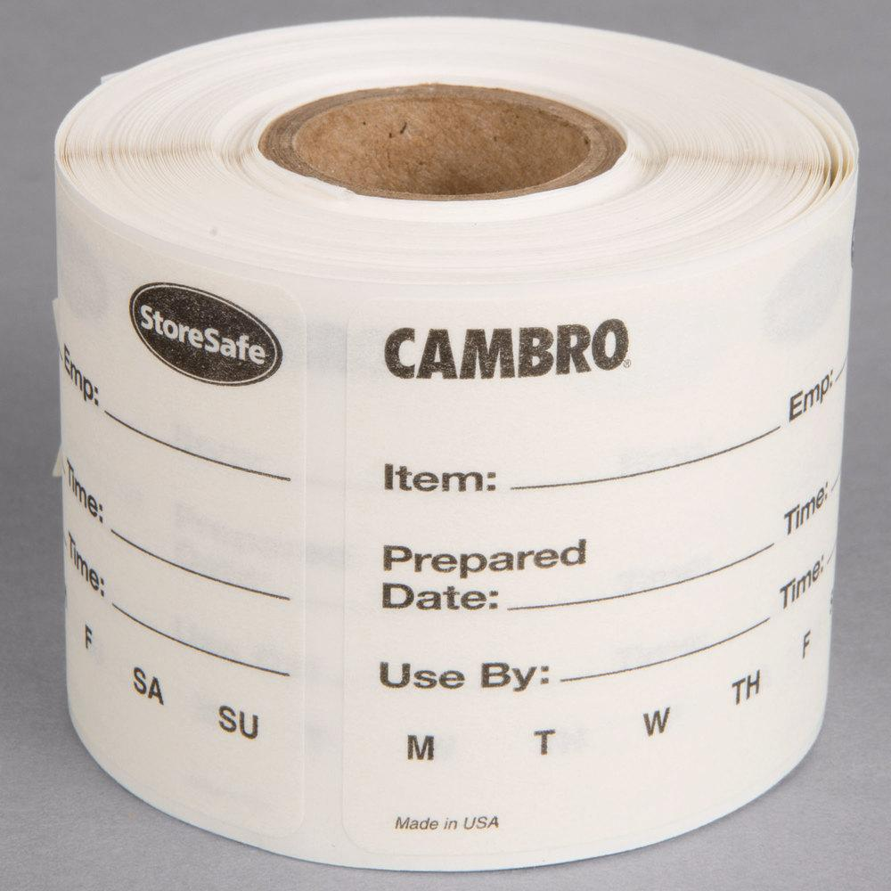 LABEL BULK 250 - Mabrook Hotel Supplies