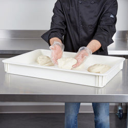 Cambro, Pizza Dough Box 46x55 cm, WHITE