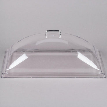 """POLYCARBONATE DISPLAY DOME COVER, DIA:32.5x53 Cm, COLOR:CLEA"""