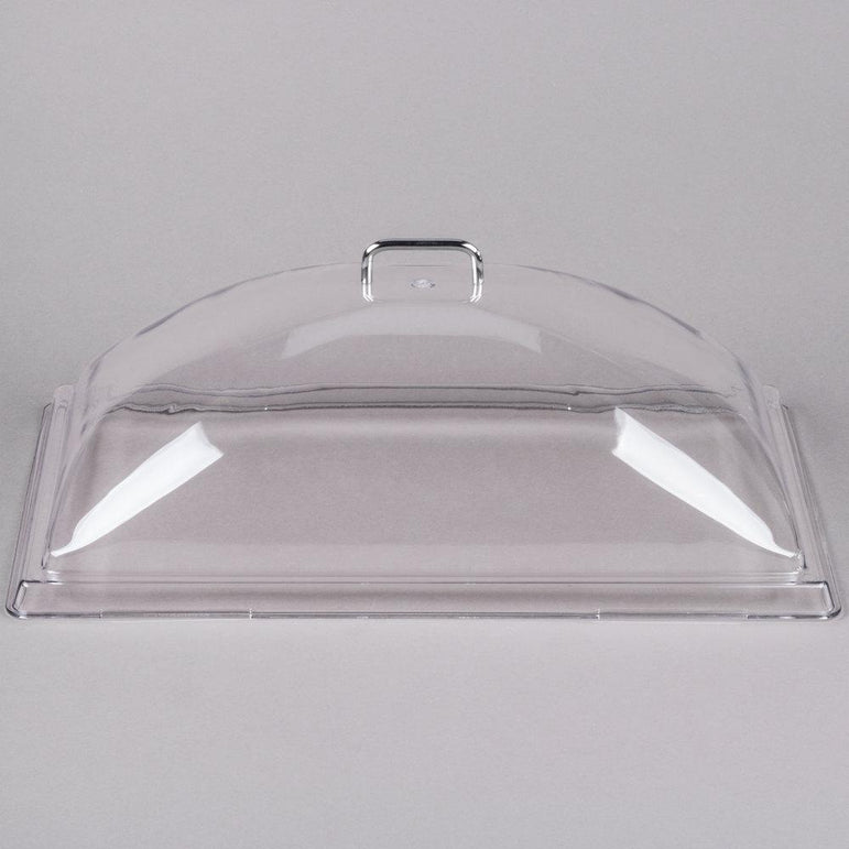 """POLYCARBONATE DISPLAY DOME COVER, DIA:32.5x53 Cm, COLOR:CLEA"" - Mabrook Hotel Supplies"