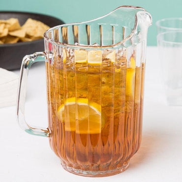PITCHER 60OZ-CLRCW - Mabrook Hotel Supplies