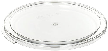 Cambro, Polycarbonate Cover Fit for 12 qt, 18 qt & 22 qt Food Storage Round Container - Mabrook Hotel Supplies