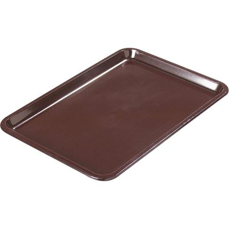 TRAY RECT TIP 4.3 X5.3 BROWN. - Mabrook Hotel Supplies