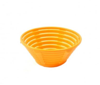 BREAD PROOFING BASKET ROUND SHAPE - 750G - Mabrook Hotel Supplies