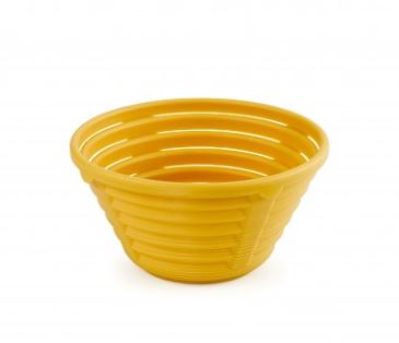 BREAD PROOFING BASKET ROUND SHAPE - 500G - Mabrook Hotel Supplies