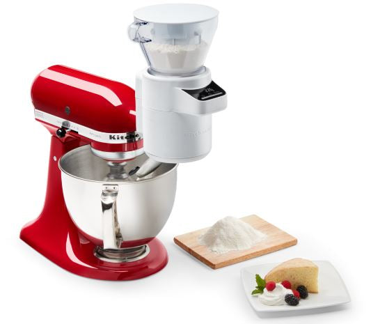 KITCHENAID SIFTER & SCALE ATTACHMENT