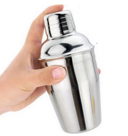 COCKTAIL SHAKER - 250 ML - Mabrook Hotel Supplies