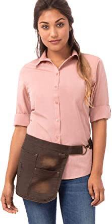 INDY HIPSTER URB WAISTBELT APRON,COLOR:CHOCOLATE - Mabrook Hotel Supplies