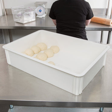 Cambro, Pizza Dough Box 46x55 cm, WHITE - Mabrook Hotel Supplies