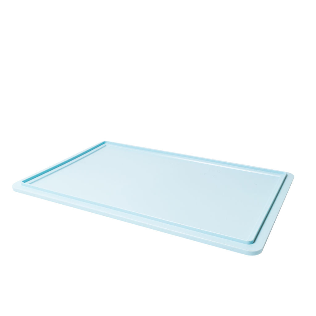 LID FOR DOUGH CASES LIGHT BLUE