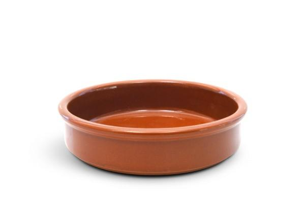 STONE CASSEROLE WITHOUT HANDLES,CAP:0.5LTR,DIM:17X3.5 CM,COLOR:TURKEY - Mabrook Hotel Supplies