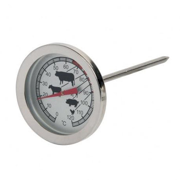 """MEAT ROASTING THERMOMETER, 0 TO 120*C."" - Mabrook Hotel Supplies"