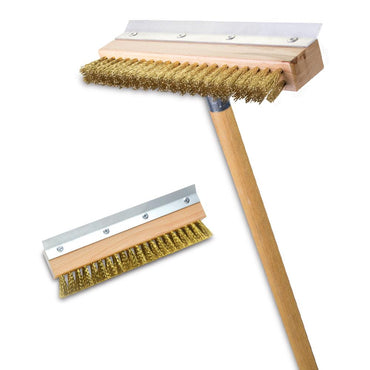 """PIZZA OVEN BRUSH, 38"""" OVERALL"" - Mabrook Hotel Supplies"