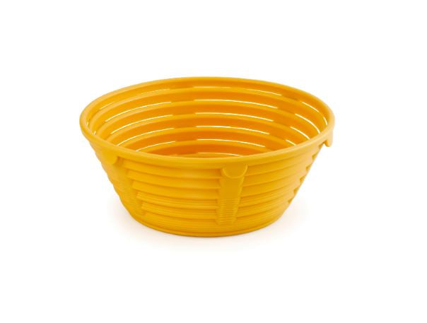 BREAD PROOFING BASKET ROUND SHAPE - 1000G - Mabrook Hotel Supplies