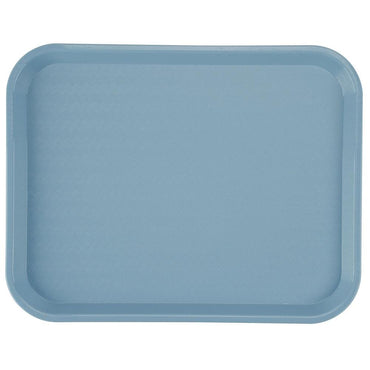 """TRAY GASTRONORM SIZE: 53x32.5 CM, COLOR: LIGHT BLUE."" - Mabrook Hotel Supplies"