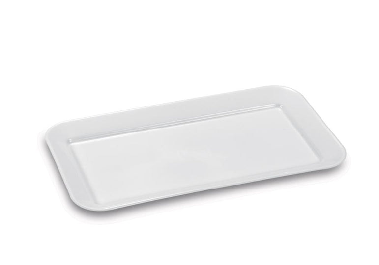 RECT TRAY CM42X23 WHITE - Mabrook Hotel Supplies