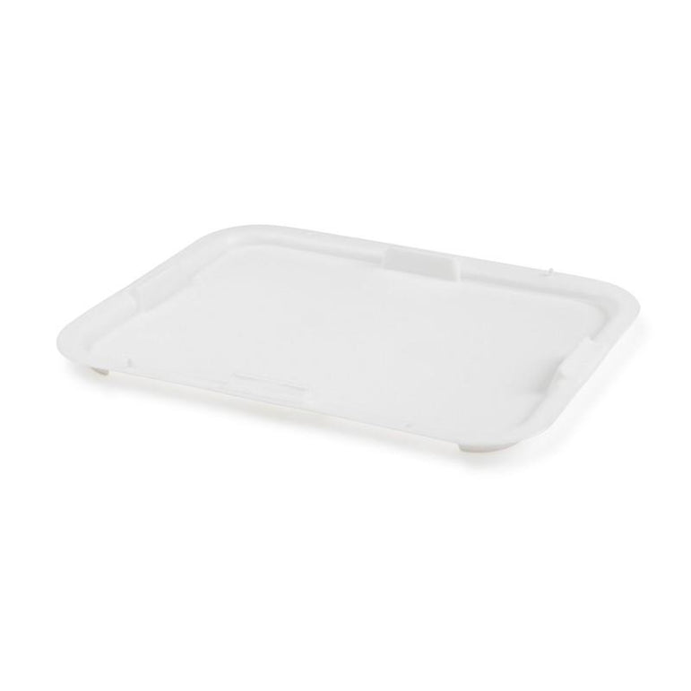 """LID FOR 10 L AND 20 L FOOD CONTAINERS, COLOR: WHITE. DIM: 52"" - Mabrook Hotel Supplies"