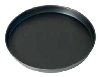 BLUE IRON ROUND PIZZA PAN 22 CM. - Mabrook Hotel Supplies