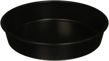 ROUND PLAIN CAKE MOULD - ROLLED EDGES - NON STICK D:240mm H: