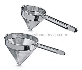 Conical strainer - Mabrook Hotel Supplies