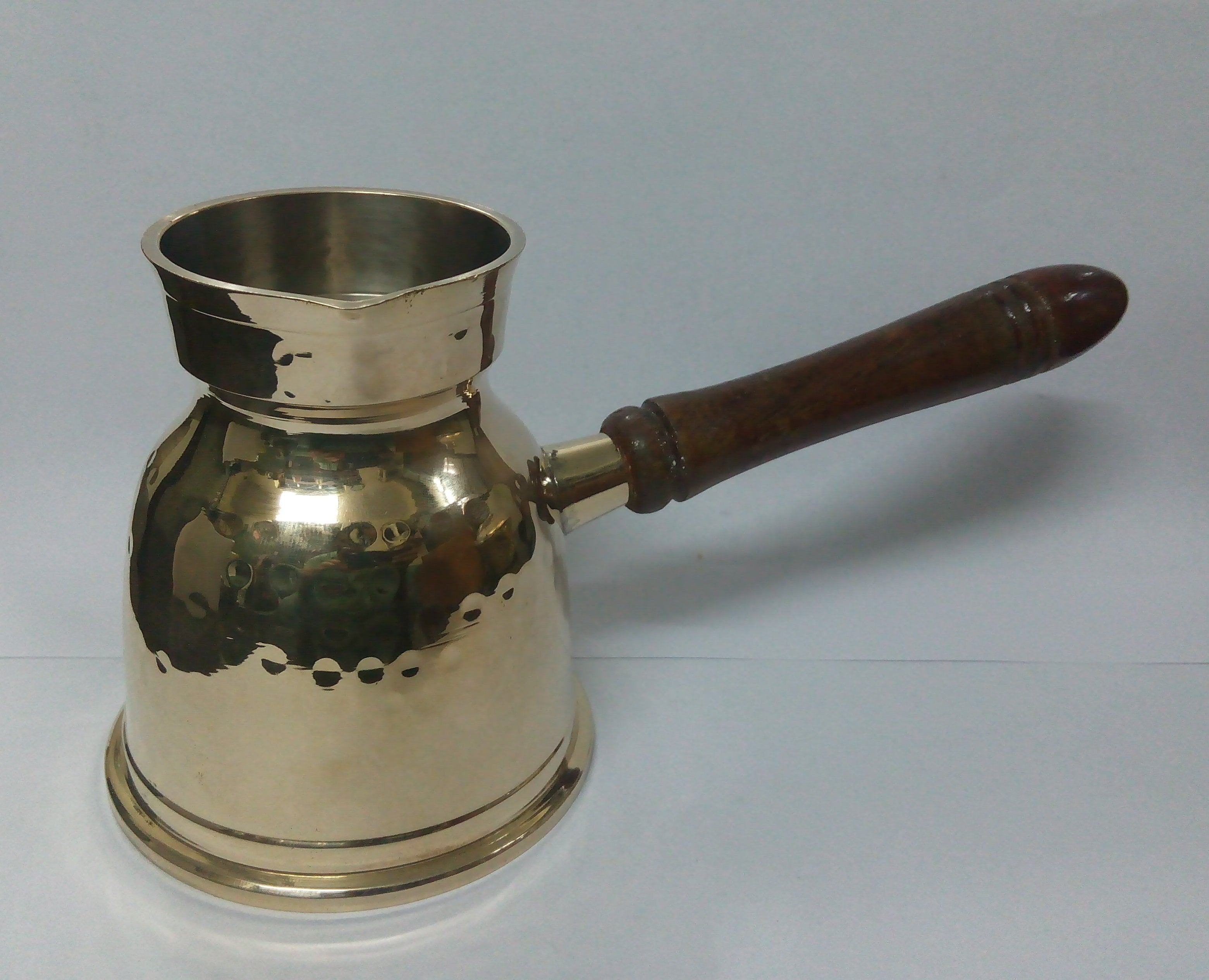 COFFEE POT BRASS TURKISH ,COFFEE NO.2 - Mabrook Hotel Supplies