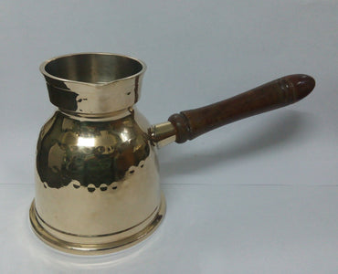 COFFEE POT BRASS TURKISH ,COFFEE NO.3 - Mabrook Hotel Supplies