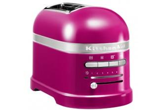 KITCHENAID ARTISAN 2-SLOT TOASTER 5KMT2204 - RASPBERRY ICE - Mabrook Hotel Supplies