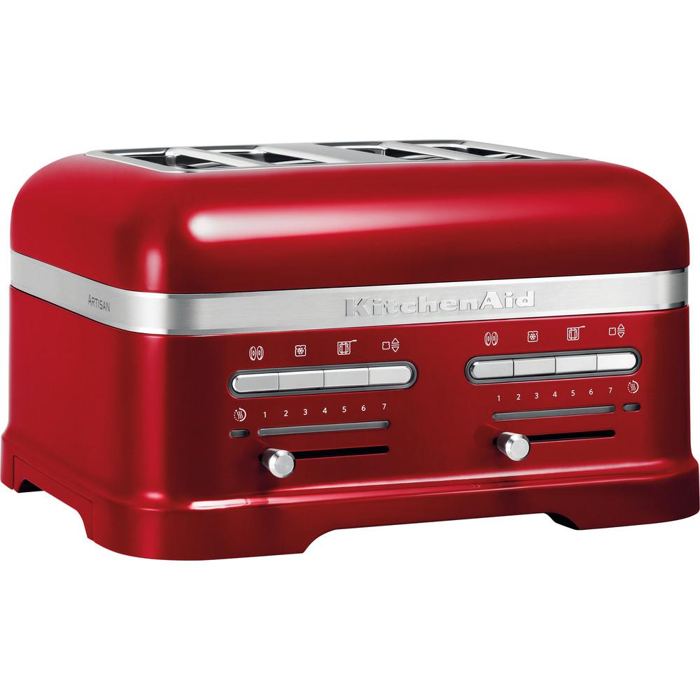 KITCHENAID ARTISAN  TOASTER 4 SLICES - CANDY APPLE - Mabrook Hotel Supplies