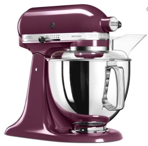 KitchenAid ARTISAN 4.8 L Tilt-Head Stand Mixer- BOYSENBERRY