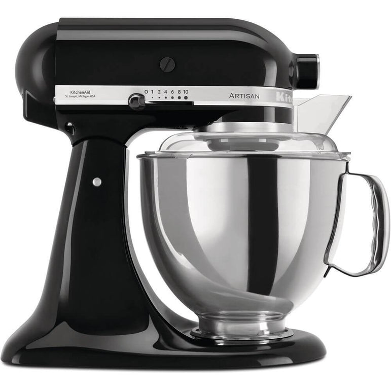 KitchenAid ARTISAN 4.8 L Tilt-Head Stand Mixer - Onyx Black