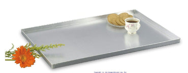 BAKING TRAY ALUMINIUN 26x21x3/8 INCHES