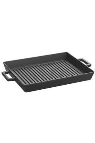 GRILL PAN 26X32 INTEGRAL METAL HANDLES - Mabrook Hotel Supplies