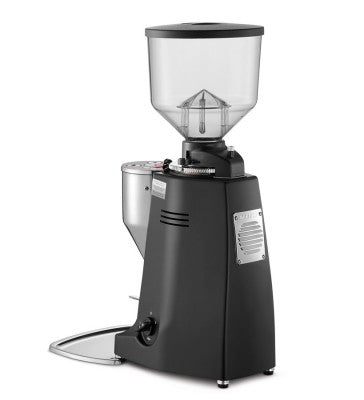 Mazzer Major Electronic Black Espresso Grinder. - Mabrook Hotel Supplies