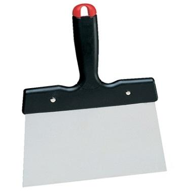 Scrapping black plastic handle - 20 cm - Mabrook Hotel Supplies