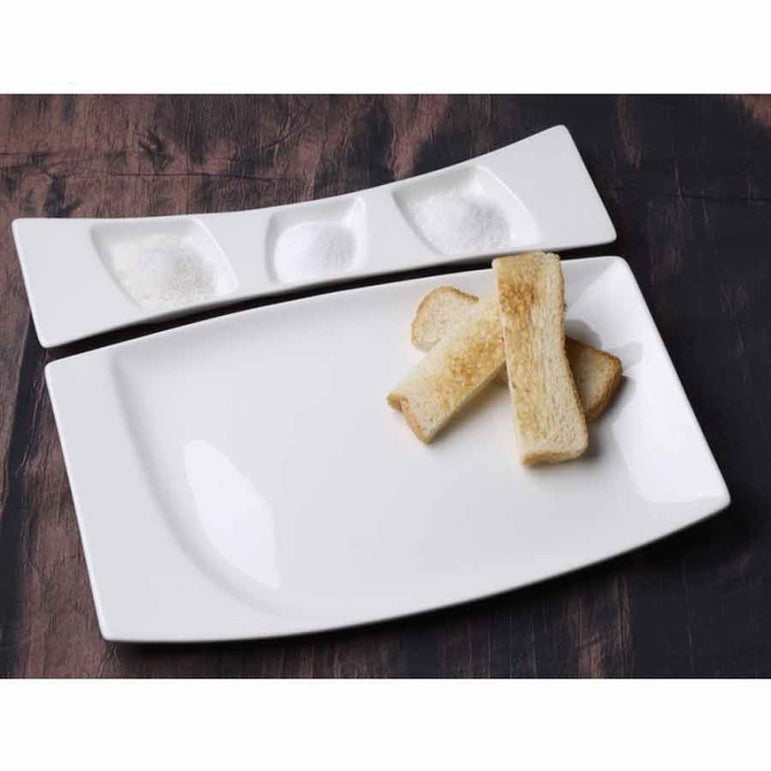 RAK MAZZA COCKTAIL PLATE - Mabrook Hotel Supplies